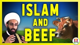 Imam Tawhidi: Must Muslims Eat Beef? (Part 3 Of 6)