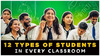 12 Types Of Students In Every Classroom // Captain Nick