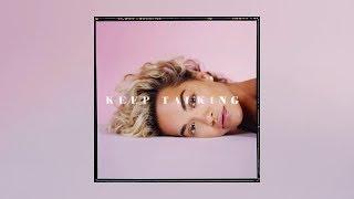 Rita Ora - Keep Talking Ft. Julia Michaels | Lyrics Video | مترجمة