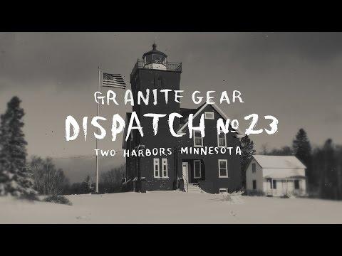 Granite Gear Dispatch no. 23 (national network campaign)