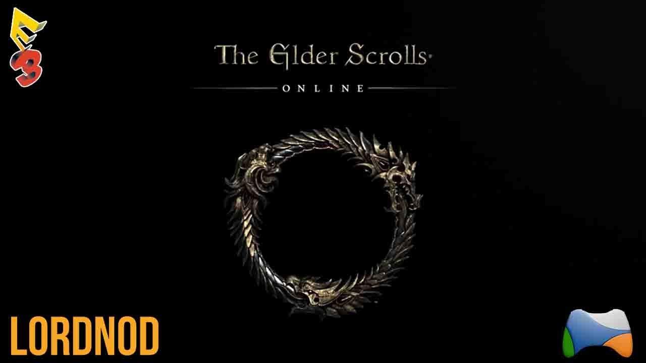 Elder Scrolls Online: видео - Nick Konkle Interview + Gameplay