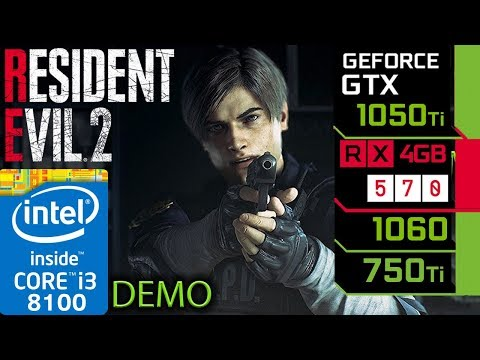 GTX 970 Ryzen 5 2600x FLAWLESS PERFORMANCE :: RESIDENT EVIL 2