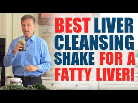 Video Best Liver Cleansing Shake for a Fatty Liver!