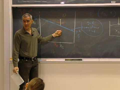 Clase 20 | MIT 5.60 Termodinámica y cinética, primavera de 2008 (equilibrio de fases: dos componentes)