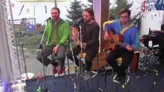 """Krautschädl """"Feiah Fonga"""" (unplugged beim Ö3-Weihnachtswunder)"""