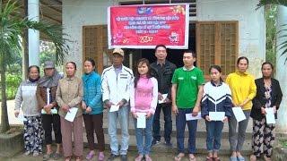 Tin Tức 24h: Quảng Trị trao quà hỗ trợ người dân vùng lũ đón Tết