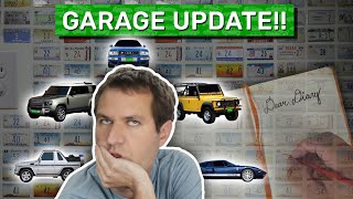 Garage Update! Check Engine Lights, Breakdowns, Road Trip, and More