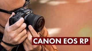 Canon EOS RP, ¿merece La Pena? (REVIEW En ESPAÑOL)