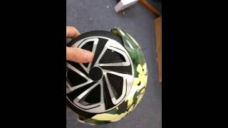 Hoverboard Scooter Wheels Rubbing - Tutorial How To Fix It