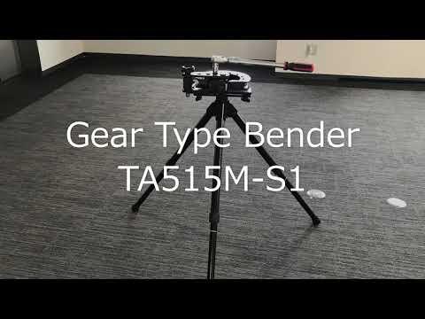 TASCO Gear Type Tube Bender