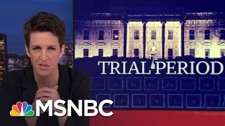 Trump Administration's Litany Of Mistakes Indicates Malice Or Incompetence | Rachel Maddow | MSNBC | Kholo.pk