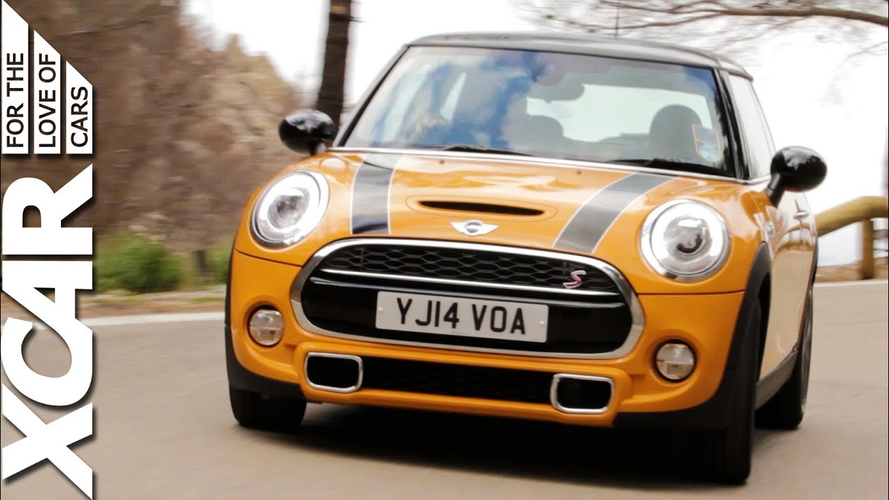 Is The New Mini Cooper S Any Good?