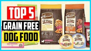 Top 5 Best Grain Free Dog Food Review