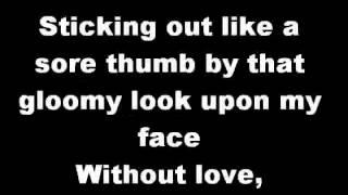Johnny Cash - Without Love lyrics - YouTube