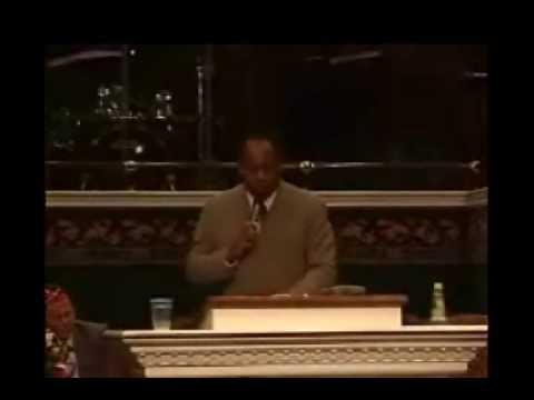 Apostolic Preaching- Dr. Gerald Jeffers- The Mission of Jesus- part 6