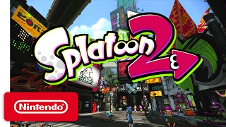 דמו ל-Splatoon 2 יצא בעוד חודש
