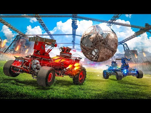 Rocket League Type Championship Available in Crossout.