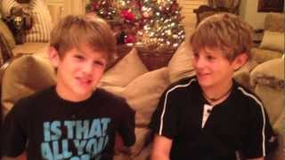 MattyBRaps, MattyB & Jeebs - Top Things We Want For The Holidays