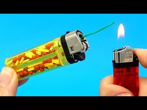 7 CRAZY IDEAS