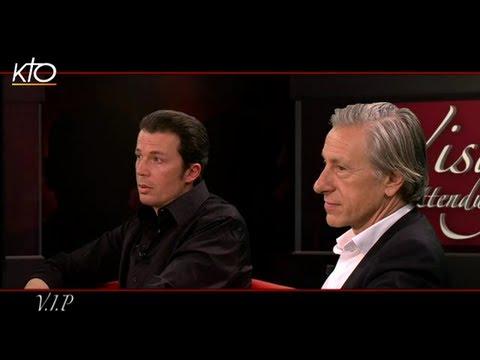 Jean-Christophe Rufin et David Pons
