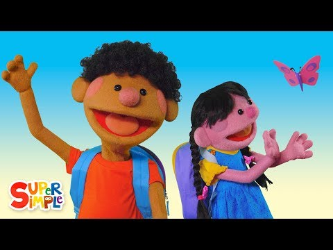 See You Later, Alligator - Featuring Super Simple Puppets | Super Simple Songs