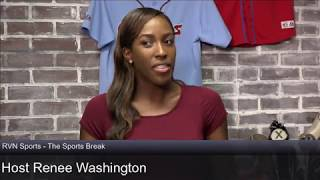 The Sports Break with Renee Washington- August 17th AFC/NFC West