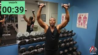 10 Min Total Body Workout