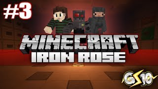 Minecraft The Iron Rose Adventure Map Episode 3: Interrogations