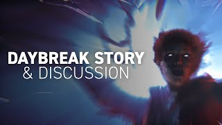 GW2: Mysterious Figures & 7 Elder Dragons? | Daybreak Story Review & Discussion