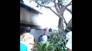 Kebakaran Di Tangcity Mal Tangerang