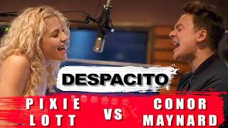 Luis Fonsi Decpacito Ft Daddy Yankee  Justin Bieber Sing Off Vs Pixie Lott