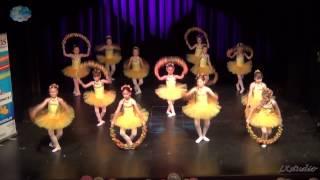 Scoala de  balet Soleil - Valsul florilor - la Festivalul THE JOY of LIFE 2014