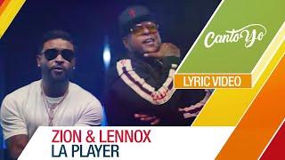Zion & Lennox - La Player - Bandolera (Lyric Video)   CantoYo