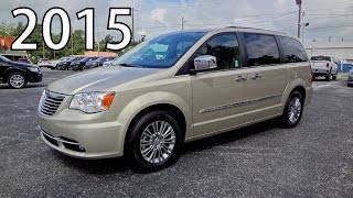 2015 CHRYSLER TOWN & COUNTRY TOURING-L - Ultimate In-Depth Look
