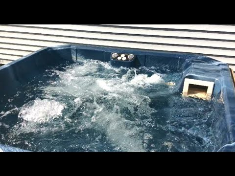 How to find and repair Hot Tub leak