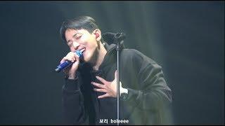 [FANCAM]191207 Still622 정용화(Jung Yonghwa) - Young Forever + Ending