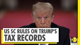 US Supreme Court rules on Donald Trump tax records