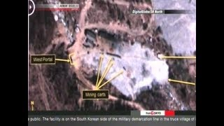 """Satellite Surveillance Detects """"Usual Activity"""" At North Korean Nuclear Site!"""