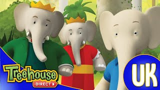Babar And The Adventures Of Badou: Totem Talkers/The Wisdom Toad - Ep.47