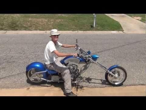 Test Ride – Mini Chopper – Resurrection 4