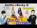 [ENG SUB]🔥🔥 KOREAN BOYS React To Anitta With Becky G - Banana💧💧