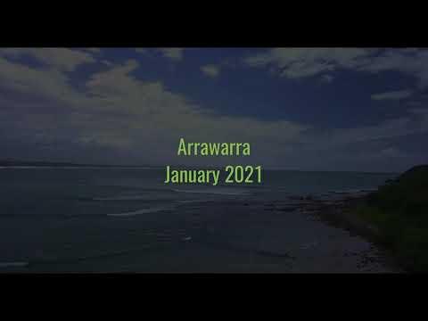 Arrawarra fun waves and pretty views