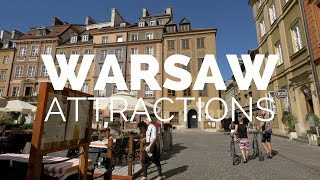<span class='sharedVideoEp'>008</span> 華沙10個最佳的旅遊名勝 10 Top Tourist Attractions in Warsaw