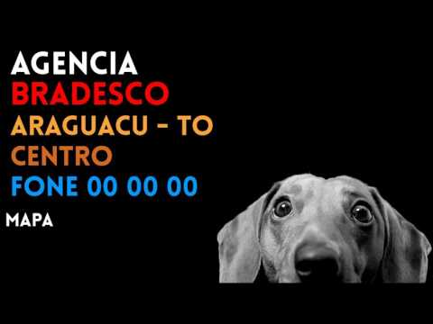 ✔ Agência BRADESCO em ARAGUACU/TO CENTRO - Contato e endereço