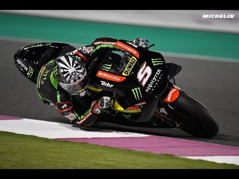 Qatar GP preview by Johann Zarco - 2018 MotoGP - Michelin Motorsport
