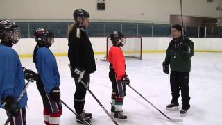 Sports Uncut - Pee Wee Girls Hockey