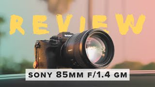 Sony 85mm f/1.4 GM - The Portrait King | In-Depth Review