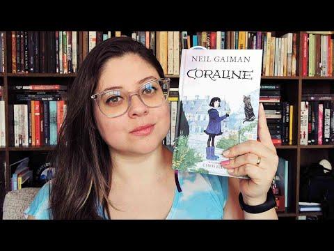 Coraline [dica de livro] |Entre Histórias