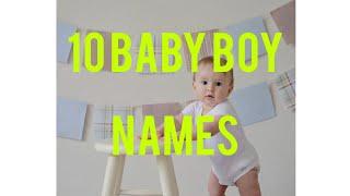 New Baby Boy Names 2018 免费在线视频最佳电影电视节目 Viveos Net