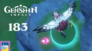 Genshin Impact: iOS / Android Gameplay Walkthrough Part 183 (by miHoYo)